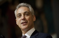 Hey Rahm: If Toni Preckwinkle unseats you, you'll have more time to go skiing