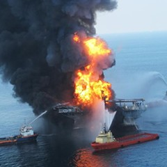 Hey, remember that whole Deepwater Horizon thing?