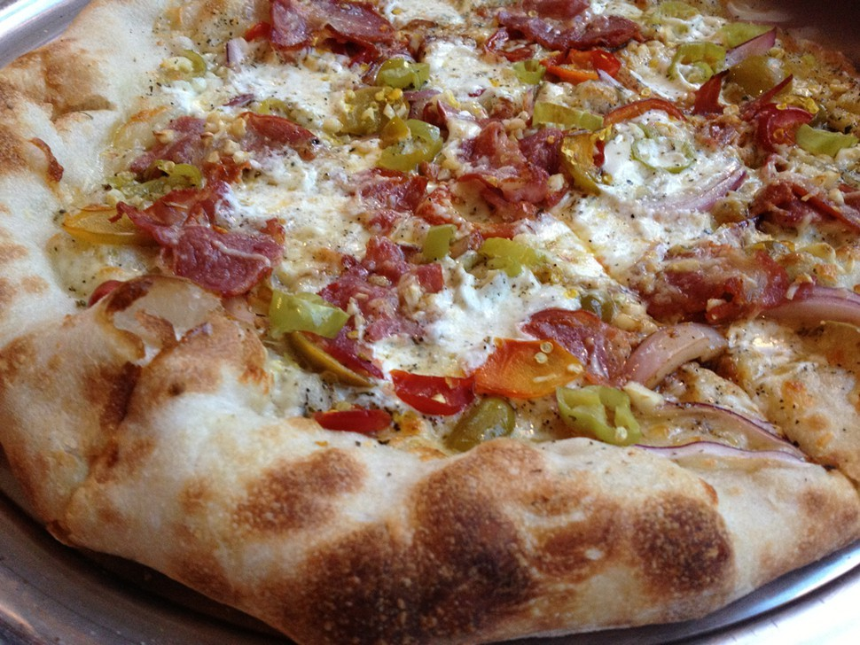 H.H. Holmes, Craft Pizza