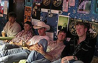 Honky tonk with the Hoyle Brothers 6/13