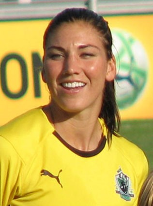 Hope Solo: Shut up and step aside, Brandi.