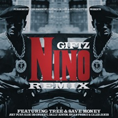 """How local rapper Young Giftz improved his already great tune """"Nino"""""""