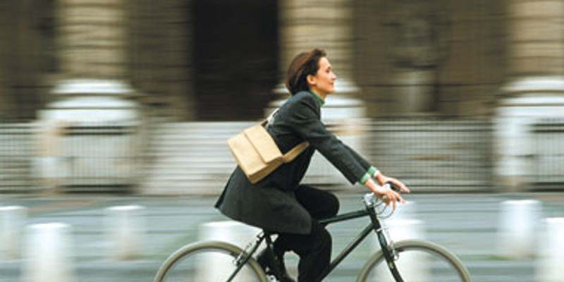 How to ... bike to work