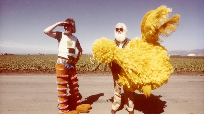 I Am Big Bird