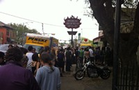 SXSW day one: Oh the insanity