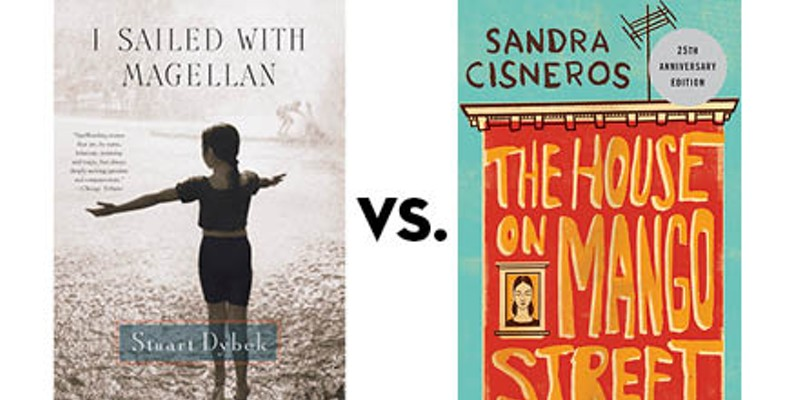 I Sailed With Magellan vs. The House on Mango Street: Greatest Chicago Book tournament, round two