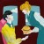 I Saw You, illustrated: An ad man on an airplane