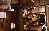 Oscar-nominated animated shorts: <em>Head Over Heels</em>, the story of an unlikely marriage