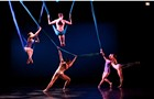 In Aerial Dance Chicago's Unearthed, it's too easy being green.