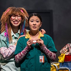 In Goodman Theatre's The World of Extreme Happiness, there are no happy endings