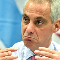 In mayoral fund-raising, Emanuel sets the rules and brings in the money