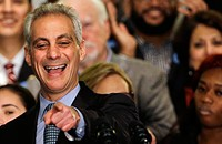 In reelecting Rahm, the people—and $26 million—have spoken