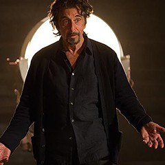 In The Humbling, Al Pacino stars as a Shakespearean actor who can't get it up