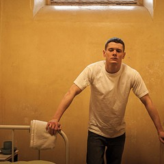 In the prison drama Starred Up, a father and son reunite behind bars