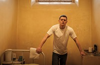 In the prison drama <i>Starred Up</i>, a father and son reunite behind bars