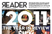 In this week's <i>Reader</i>: What we loved about 2011