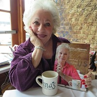 Breakfast chat with Ina about how restaurants work, and her only cookbook