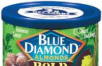 One Bite: Blue Diamond Bold Wasabi & Soy Sauce Almonds