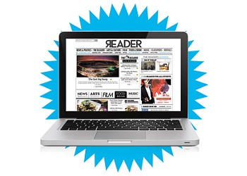Introducing the new ChicagoReader.com