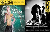 Introducing your new <i>Chicago Reader</i>