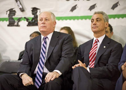 It may not look that way, but Governor Quinn finally stood up to Rahm