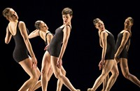 It's standing room only at the Chicago Dancing Festival