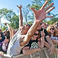 It's the requisite 2014 Riot Fest slideshow!