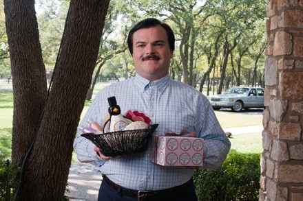 Jack Black does more good than harm as the title character of Bernie
