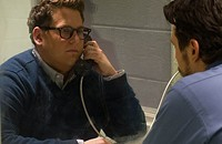 James Franco and Jonah Hill exploit each other in <i>True Story</i>