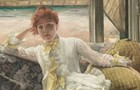 James Tissot's tragic muse