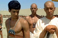 Width and without, part four: The innovative use of wide-screen in <i>The Immigrant</i> and <i>Pharaoh</i>