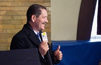 Chuy looks back on his (mostly) sunny election day