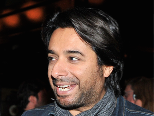 Jian Ghomeshi in more employed times.