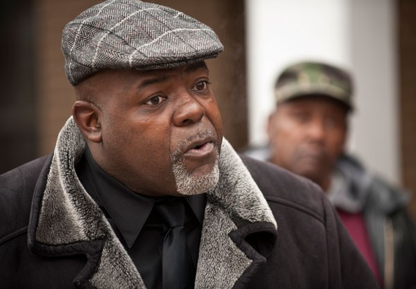 "Jitu Brown of Kenwood Oakland Community Organization wants to send ""busloads of people to Springfield"" to persuade the state to require an elected school board in Chicago."