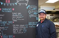 How Joe Woodel of Husky Hog Bar-B-Que went from the south to the south side