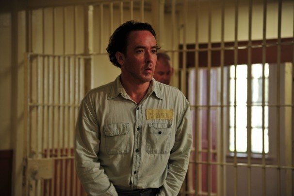 John Cusack in The Paperboy