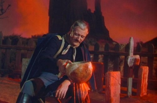 John Wayne was in his early 40s when he played the 60-something Nathan Brittles in She Wore a Yellow Ribbon.