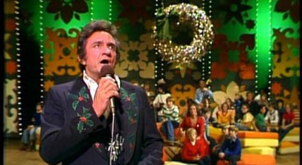 Johnny Cash Christmas Special