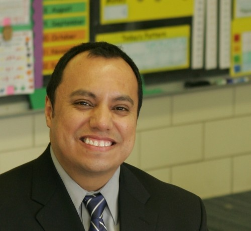 Juan Rangel: something tells us hes not a fan of teachers unions