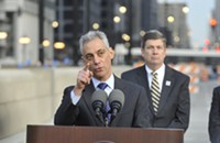 One day in Mayor Rahm's Chicago