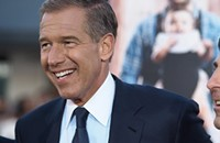 Brian Williams's famous helicopter ride