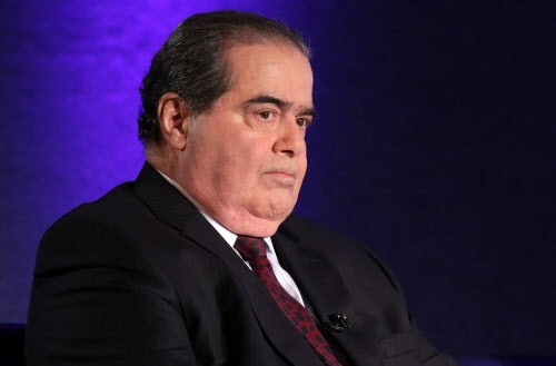 Justice Scalia may be waiting for another day to face off against Judge Richard Posner.