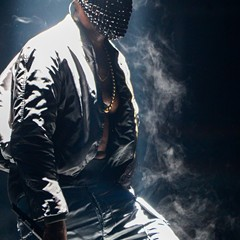 Kanye West is under that mask