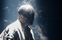 <i>Yeezus</i> season is here: Photos from last night's Kanye West show