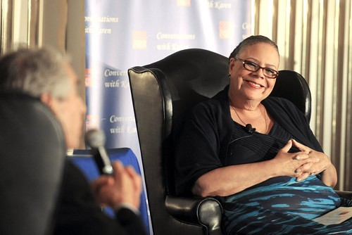 Karen Lewis still hasnt officially announced her candidacy.