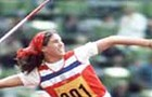 Kate the Great: Don't laugh at the javelin