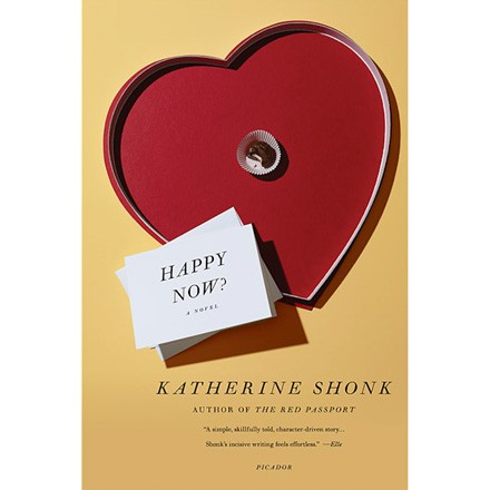 Katherine Shonk's Happy Now?