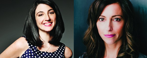 Katie Rich and Holly Laurent