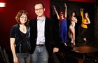 Kelly Williams and Dan Abbate, the burlesque producers