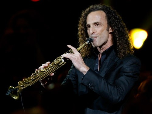 Kenny G: Huge in China